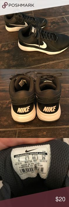 EUC Nike Overplay VIII Women's Basketball Shoes Worn one middle school season! Excellent condition! Nike Overplay VIII. Size 9 women's basketball shoes. Nike Shoes Athletic Shoes