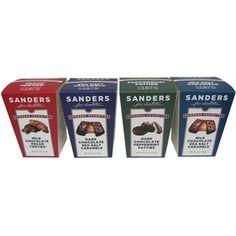 Sanders Favorites Snack Boxes
