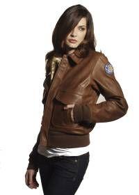 Women's Leather Bomber Jackets - Ladies' Lambskin Flight Jackets ...