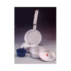 Rothco Aluminum Deluxe Mess Kit 5 Piece