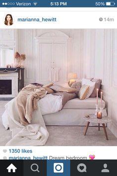 Need this simple yet elegant room!