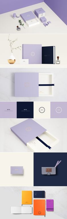 MH – Handmade Memories — The Dieline | Packaging & Branding Design & Innovation News