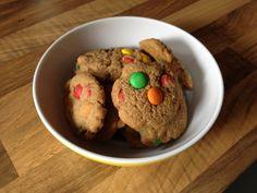 M&M's koekjes!