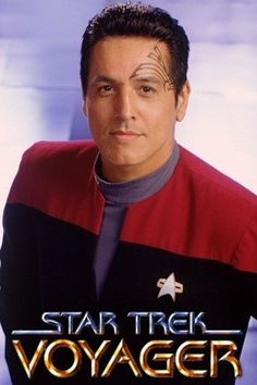 Commander Chakotay - Robert Beltran. I used to have the biggest crush on him:)