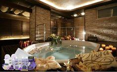 Luxurious jacuzzi for your bathroom ideas Spa Interior, Zen Bathroom Design, Modern Bathroom, Bathroom Ideas, Master Bathroom Shower, Steam Showers Bathroom, Grab Bars In Bathroom, Spa Basket, Health Snacks For Work