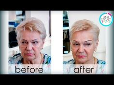 haircut for adult women ( ) tutorial 24 Easy Lazy Hairstyles, Running Late Hairstyles, Easy And Beautiful Hairstyles, Cute Everyday Hairstyles, Older Women Hairstyles, Medium Hair Styles, Curly Hair Styles, Sally Beauty, Hair Videos