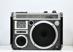 JVC RC-550 real king of classic boombox :)