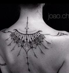 João Chavez, tattoo artist Sao Paolo, Brasil joaochavez2