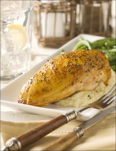 Chicken Recipe : Buttermilk Brine for Chicken