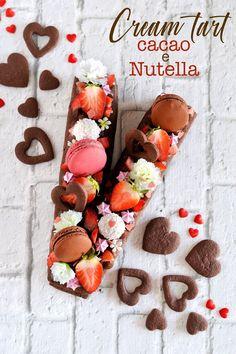 Sprinkles Dress: Cream tart cacao e Nutella