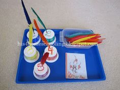 H is for Homeschooling: Search results for wocket in my pocket tot tray