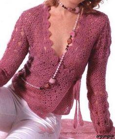 How to Crochet a Little Black Crochet Dress - Crochet Ideas Gilet Crochet, Crochet Jacket, Crochet Crop Top, Crochet Cardigan, Knit Crochet, Crochet Designs, Crochet Patterns, Crochet Classes, Black Crochet Dress
