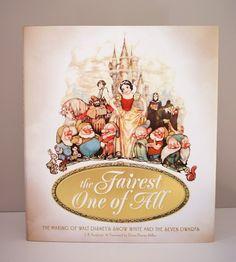 Télécharger The Fairest One of All: The Making of Walt Disney's Snow White and the Seven Dwarfs (Hardback) - Common. Gratuit Livres de Foreword by Diane Disney Miller By (author) J. Snow White Book, Snow White Movie, White Books, Disney Family, Disney Love, Walt Disney, Concept Art Books, Film Institute, Love Film