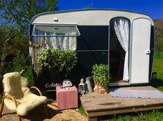 """Résultat de recherche d'images pour """"jardin caravane vintage"""""""