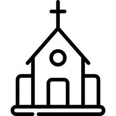 Church free vector icon designed by Freepik