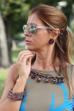 Eccomi in Miranda Konstantinidou per il mio primo outfit della MFW - http://www.2fashionsisters.com/miranda-konstantinidou-outfit-mfw/ - 2 Fashion Sisters Fashion Blog - #Mfw, #MirandaKonstantinidou