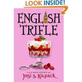 Read all of, and enjoyed all of Josi Kilpack's culinary mysteries!