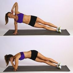 There's no such thing as quick, magical fixes for your trouble belly spots. If you're looking for a legit way to whittle away your belly fat, pair the the following waist training exercise routine with some healthier eating. How this workout works: Repeat the series below three times, resting for one minute between sets. 1.Side …