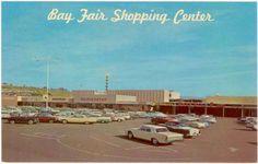 Corvette-World - Photo Albums: San Leandro CA Shopping Ctr., 1950s ...
