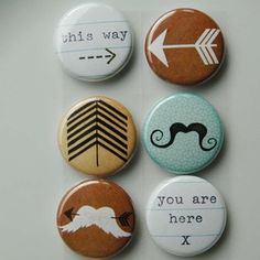 Love the mustache!