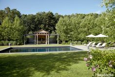 Brian McCarthy  New York Country House - House Beautiful