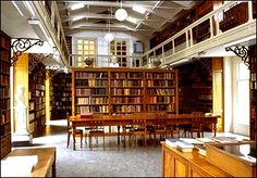 Artis Library, University of Amsterdam, Netherlands.
