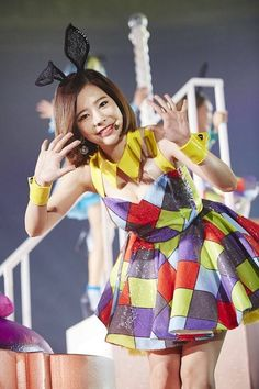 Lee Soon-kyu (born May 15, 1989), known professionally as Sunny, is an American singer and actress currently based in South Korea. She is a member of South Korean girl group Girls' Generation.