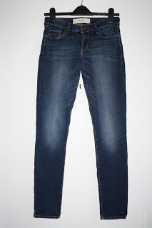 Fashion4Nation: Abercrombie&Fitch Fashion Design Skinny Denim Wome...