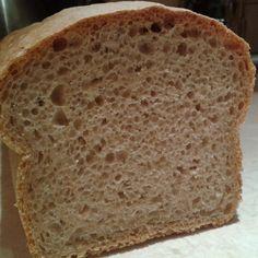 Przepis Chleb na zakwasie (chleb pszenno-żytni bez drożdży) przez Imanka - Widok przepisu Chleby & bułki Bread, Food, Brot, Essen, Baking, Meals, Breads, Buns, Yemek