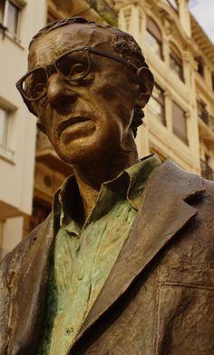 """""""Woody Allen"""" by José Antonio Fontal Álvarez, via 500px. HAVE TO VISIT :)"""