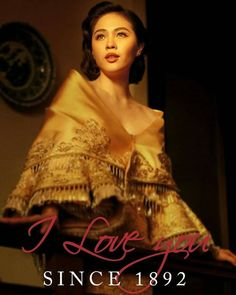 """""""Ive been getting a lot of messages and comments about this for a long time now. Well heres a little something for ya. Modern Filipiniana Gown, Filipiniana Wedding, Traditional Fashion, Traditional Dresses, Pop Fiction Books, Philippine Mythology, Princess Style Wedding Dresses, Filipino Fashion, Filipino Culture"""