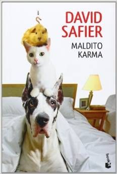 Maldito Karma, léelo y descubre los secretos de la felicidad y como funciona la karma en la vida para reírte un poco.   #libros #autoayuda #felicidad