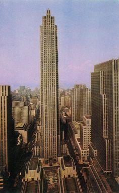 Rockefeller Center, New York City, NY