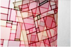 Textile Courses, Gees Bend Quilts, Quilting Designs, Quilt Design, Creative Textiles, Crazy Patchwork, Contemporary Quilts, Pink Blossom, Korean Traditional