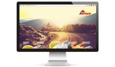 FRYSCO: Diseño web.
