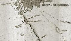 Urbatorivm... Iquique: La desaparecida playa de los Baños de la Sirena