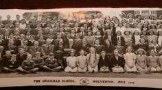 Wolverton Grammar School celebrate 70-year reunion - BBC News