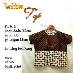 batik tulis beli baju online murah solo batik baju batik wanita