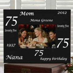 75th Birthday Party Ideas | Are you looking for the best 75th Birthday Party ideas? If so, then ...