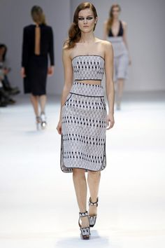 GUY LAROCHE - Paris Fashion Week Primavera-Verano 2013