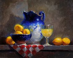 It's What You Make of It by Kathy Tate Oil ~ 16 x 20