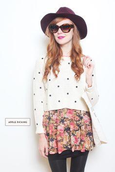 #SUNDAYFUNDAY: fall fashion // bicyclette blog