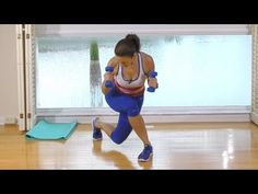 HIIT 20 minute full body HIIT workout to burn fat, build muscle, & increase fitness Hiit Workout Videos, Interval Training Workouts, Full Body Hiit Workout, High Intensity Interval Training, Fat Burning Workout, Build Muscle, Burns, Sporty, Health