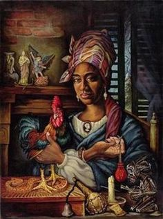 Marie Laveau was the most famous Voodoo Queen ever in New Orleans and there are even some people who make the claim that she is a immortal one , a vampire and that she still lives in New Orleans.