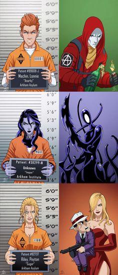 Suicide Squad for DC comics ★ ★ ★