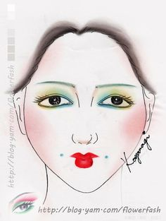 紙妝設計/嘻 (進階初級課程)