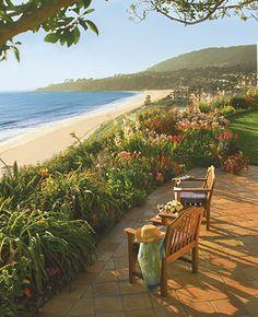 Romantic Ritz-Carlton, Laguna Niguel Dana Point, California  Elegant yet family-friendly resort on a cliff 150 feet above the Pacific. Stats: 393...