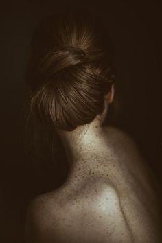 hochsteckfrisur, uodp,  Freckles, redhead, rote haare