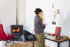 L'espirt nordique souffle sur l'espace séjour Piece A Vivre, Architecture, Home Appliances, Souffle, Furniture, Vintage, Design, Decoration, Home Decor