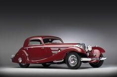 1936 Mercedes-Benz 540 K Spezial Coupe